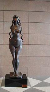 彫刻木内克エーゲ海に捧ぐ近代美術館