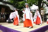 太田八幡宮例大祭選抜