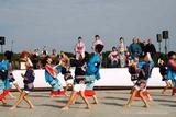 ひたち海浜公園オータムフェスティバル10-10-17磯節(6)茨城大漁節