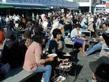 ひ日立お魚センター秋の味覚祭りバーベキュー