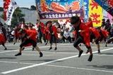 日立港秋の味覚祭り10-10-02(2)水木町よさこい