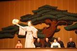 日立地区文化祭能楽発表会09-11-01(4)花筺