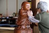徳蔵大師祭 護摩祈祷