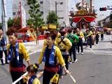 鹿島神社神幸祭08-09-01(5)大町の山車