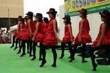 ひたちなか産業交流フェア09-11-08(6)ジャズダンス