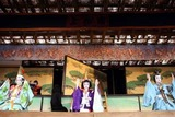 西塩子の回り舞台13-10-19(5)常磐津子宝三番叟