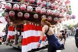 大助祭1菅谷(2)寄居町の山車