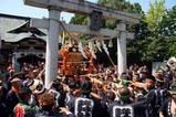 鉾田の夏祭り09-08-29鉾神社