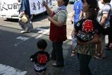 ま祭みなと八朔まつり(7)稚児・手古舞行列(1)