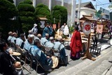 大甕神社例大祭10-7-19(4)町祈祷