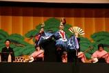 こども民族芸能交流会08-03-16(3)人形浄瑠璃みらい座