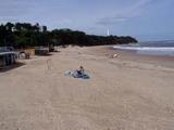 く久慈浜海水浴場