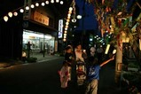 真壁の夜祭り