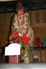 大杉神社節分祭