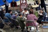 西塩子の回り舞台13-10-05舞台開き