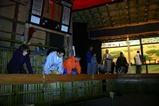 西塩子の回り舞台08-11-07練習菅原伝授手習鑑