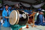 大子近津神社御田植祭り09-06-20(3)お囃子