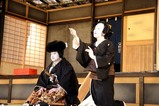 西塩子の回り舞台08-11-08(4)菅原伝授手習鑑
