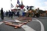 祭り常陸大津のお船祭り海上渡御祭
