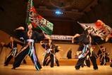 ひたち子ども芸術祭10-3-7(3)よさこい踊り舞喜踊連