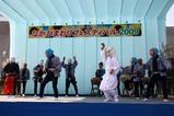 なかひまわりフェスティバル(6)門部ひょっとこ踊りきつね踊り