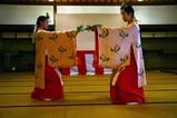 稲荷舞:笠間稲荷神社舞楽祭