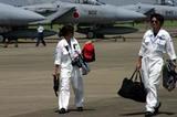 百里基地航空祭エアロック