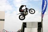 コマツ茨城工場フェア08-10-05(3)オートバイショー
