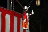 水海道大塚戸の綱火09-09-13(4)三番叟の舞