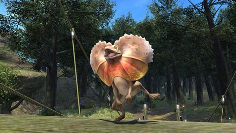 FF14 クラミドサウルス ミニオン入手方法
