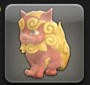 FF14 ミニオン 狛犬