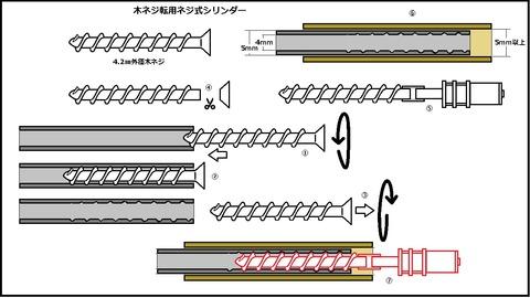 ネジシリンダー01.1