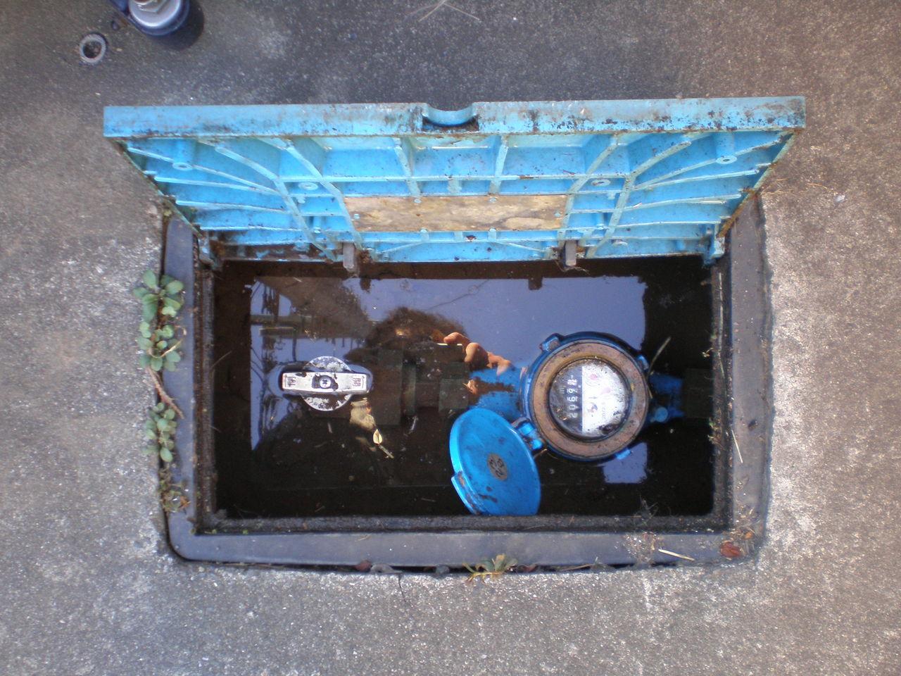 「水道メーターボックス」の画像検索結果
