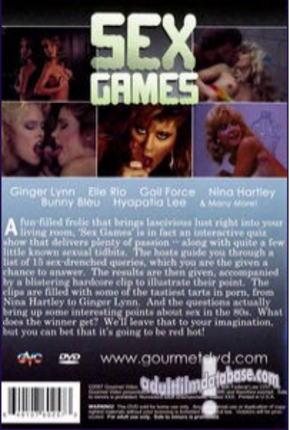S0068 Sex Games Ginger Lynn B