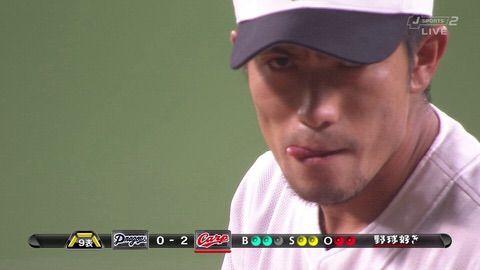 覇王色の覇気が使えそうな野球選手の画像15
