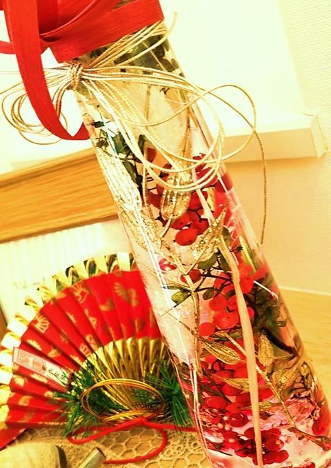 お正月装飾
