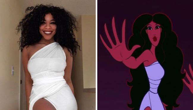 コスプレで人種差別なしの世界へ!肌の黒さを活かしてキャラになりきる21歳の女性が美しい(画像あり) News Clicker-ニュースクリッカー