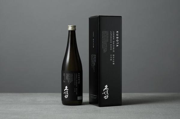 久保田純米大吟醸リニューアル