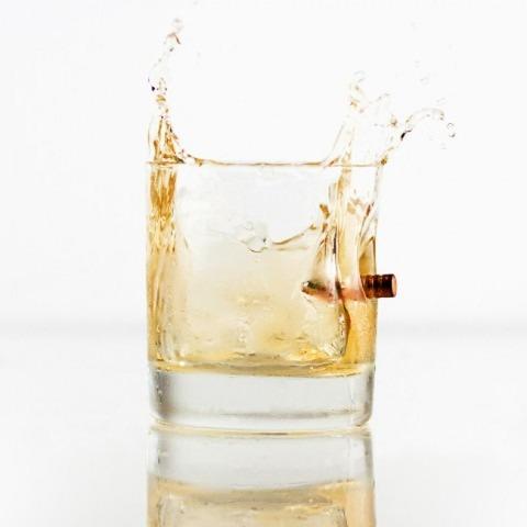 被弾ウイスキー