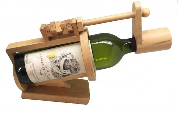 ワインボトルパズル3