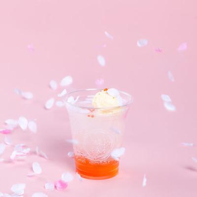 梅桜クリームソーダ2