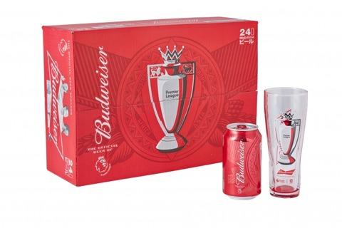 バドワイザープレミアリーグ缶2