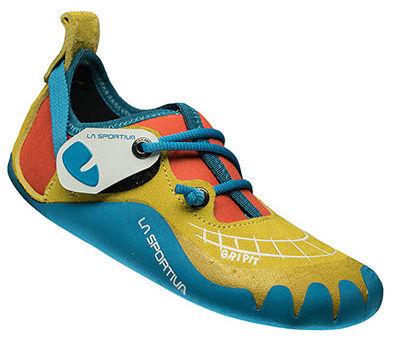 LASPO KIDS!! GRIPIT climbing shoes...