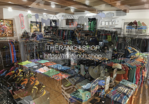 THE RANCH WebShop OPEN!!
