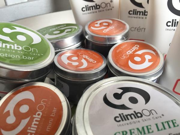 Climb On!...