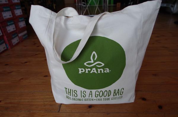 prAna...Organic cotton Toto Bag