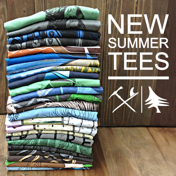 Hippy Tree...Summer NEW T-shirts