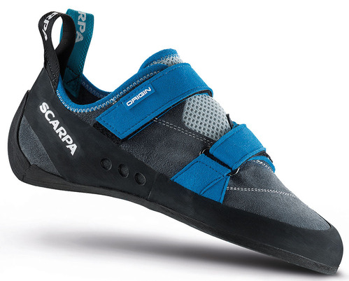 "SCARPA ""ORIGIN"" CLIMBING SHOES..."
