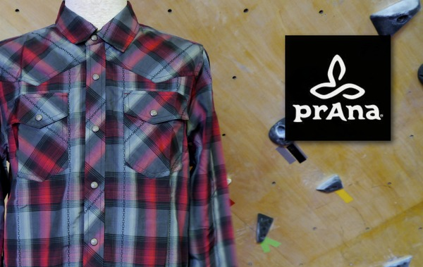 prAna 2015 FW...Men's Shirts・ Sweat