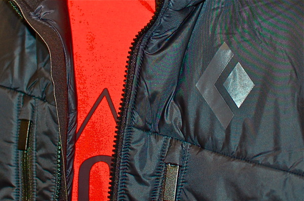 BLACK DIAMOND 2015FW...Apparel Jacket